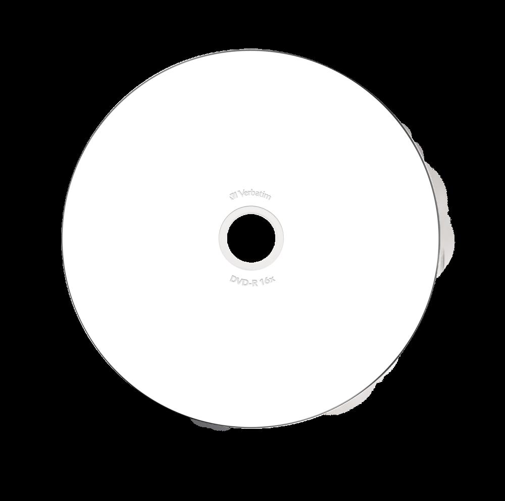 DVD R Wide Inkjet Printable ID
