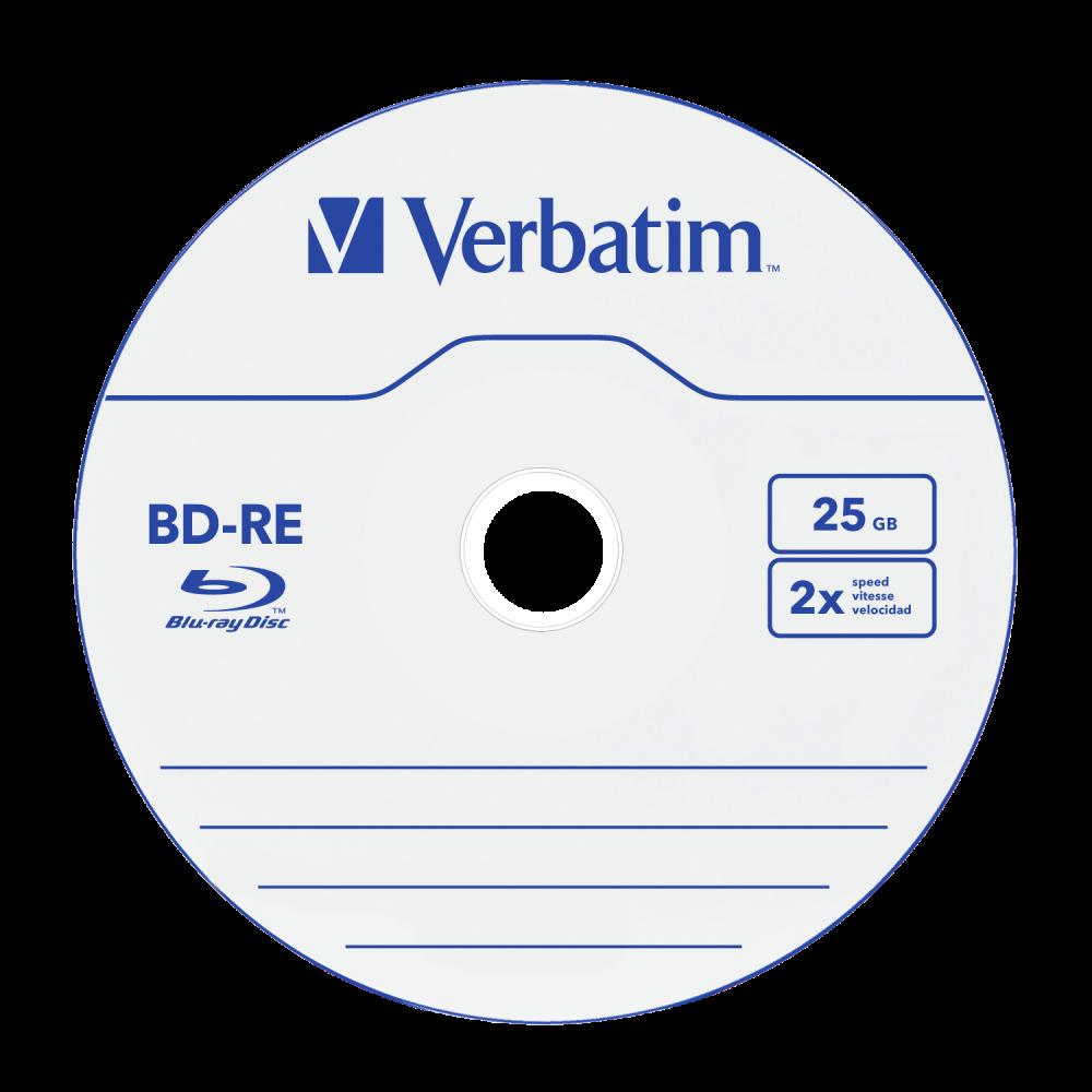 BD-RE SL 25GB 2x 10 Pack Spindle