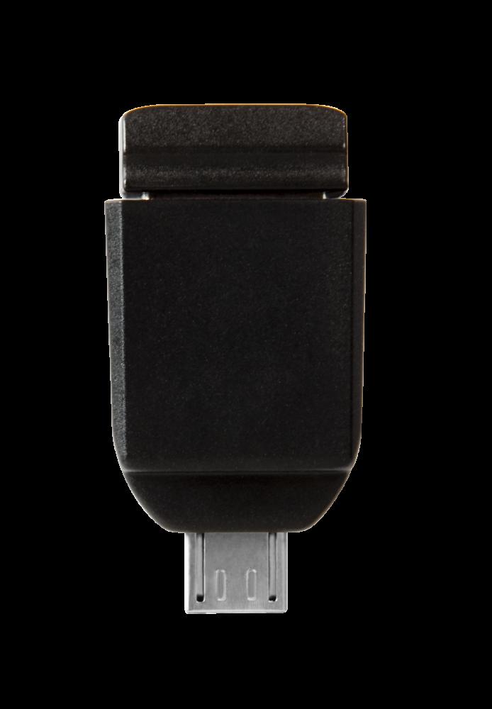 USB-диск NANO объемом 8�ГБ* с адаптером микро-USB
