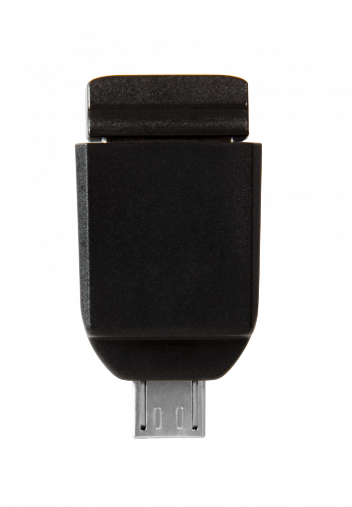 NANO USB-pogon od 32 GB* s mikro USB-adapterom