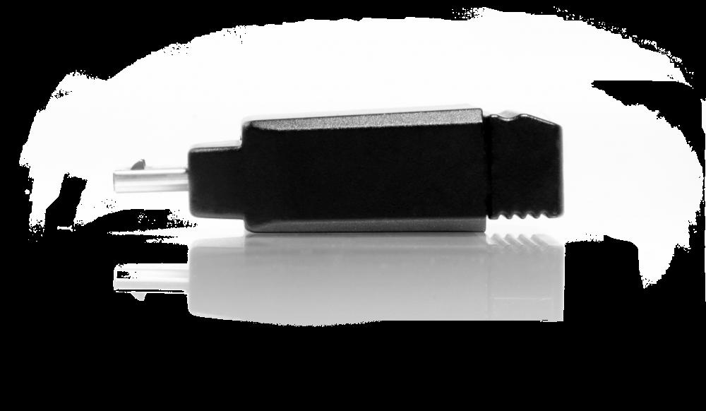 8GB* NANO USB Drive with Micro USB (OTG) Adapter