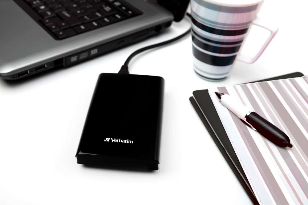 USB 3 0 PR8 1TB Black