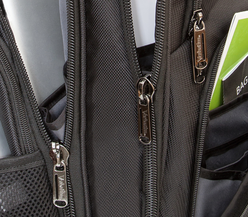 Bag Zip detail