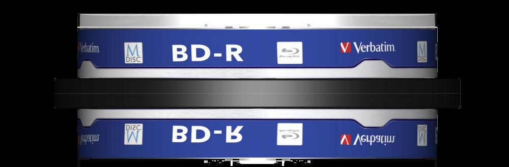 Verbatim MDISC BD-R 10er-Pack, Spindel