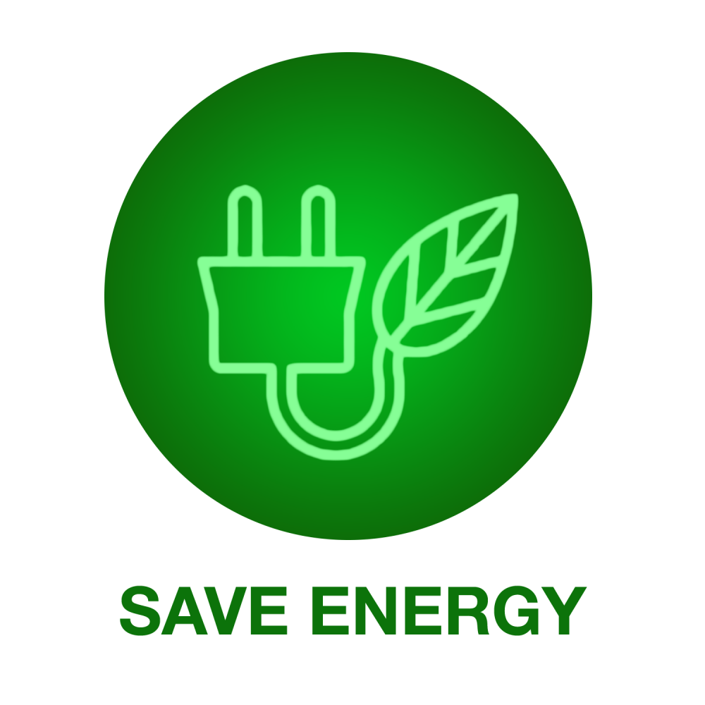 Save energy Icon
