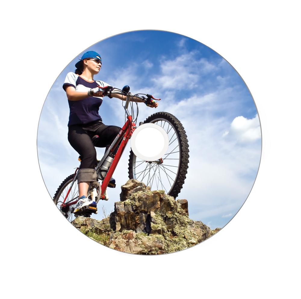 43533 DVD R Disc Surface_ printed