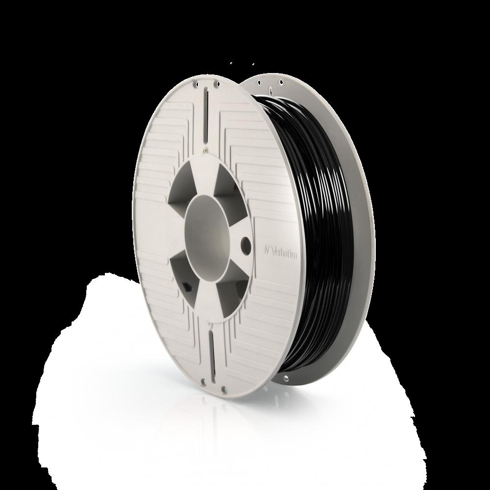 55155 2.85mm Black Angled