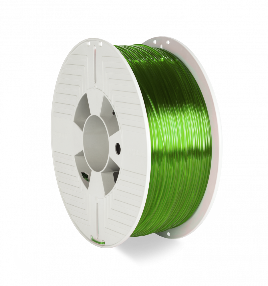 55057 1.75mm Green Transparent Angled