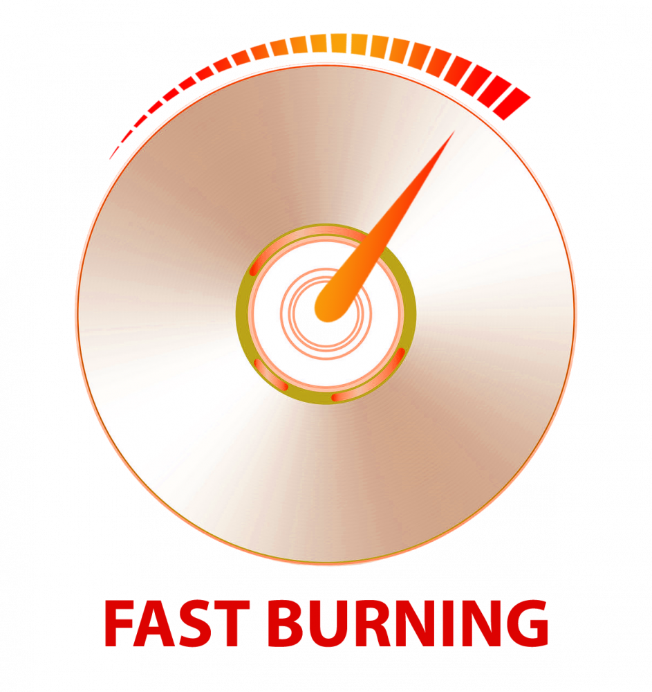 fast burning Icon