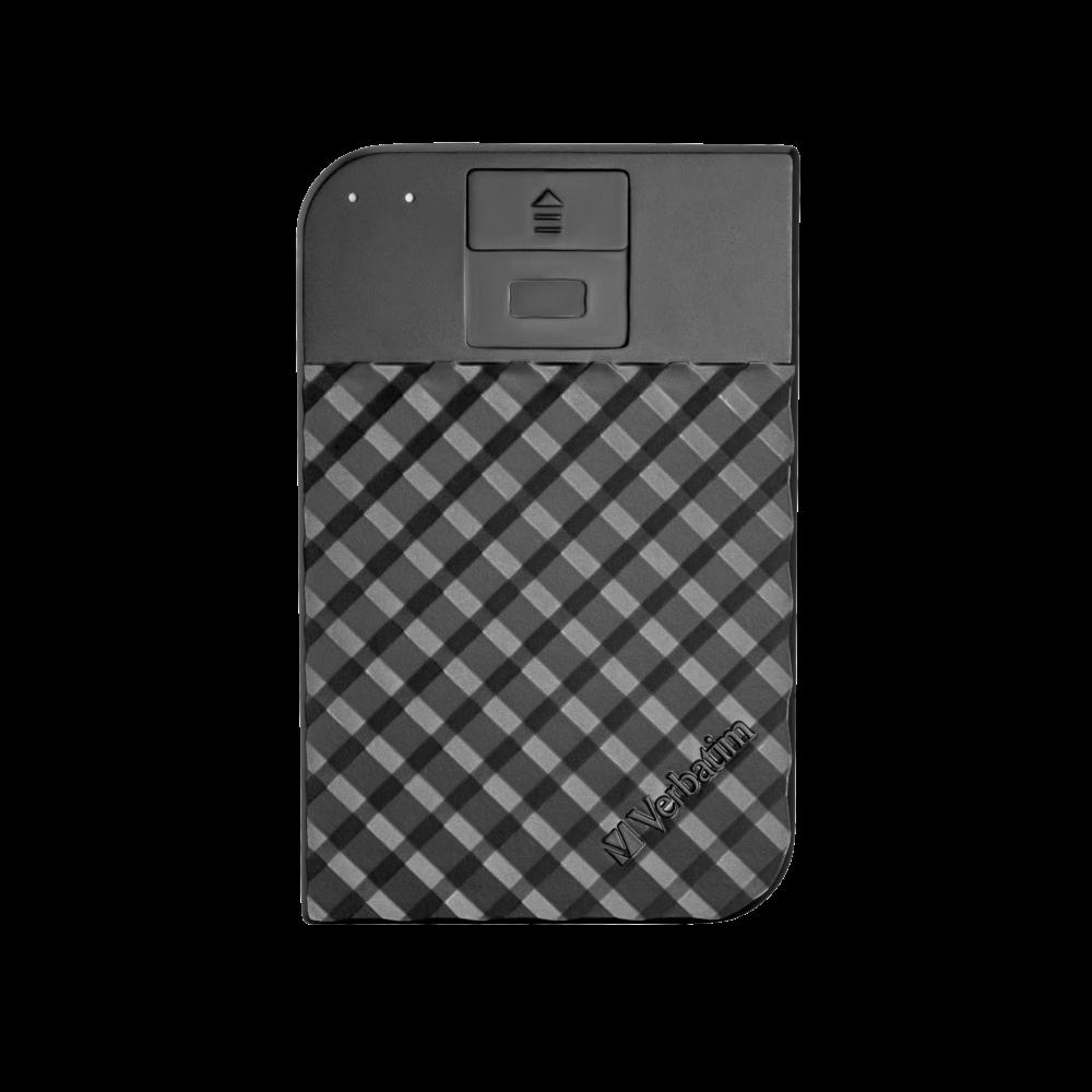 Disque dur portable sécurisé à reconnaissance d'empreinte digitale 2 To