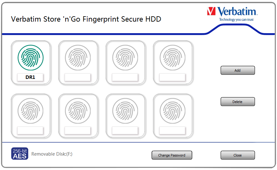 Add Fingerprint 5