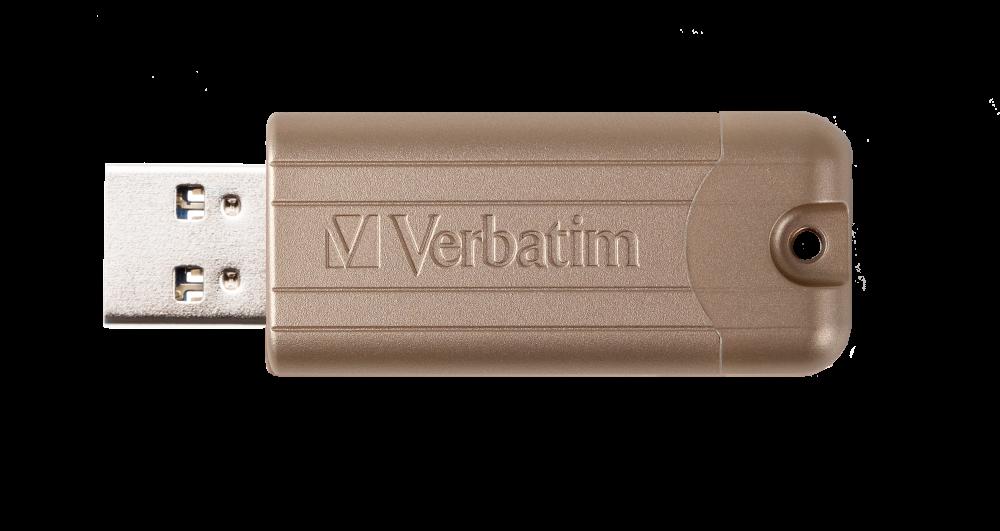 PinStripe USB 3.0 Edición Aniversario de 128 GB*