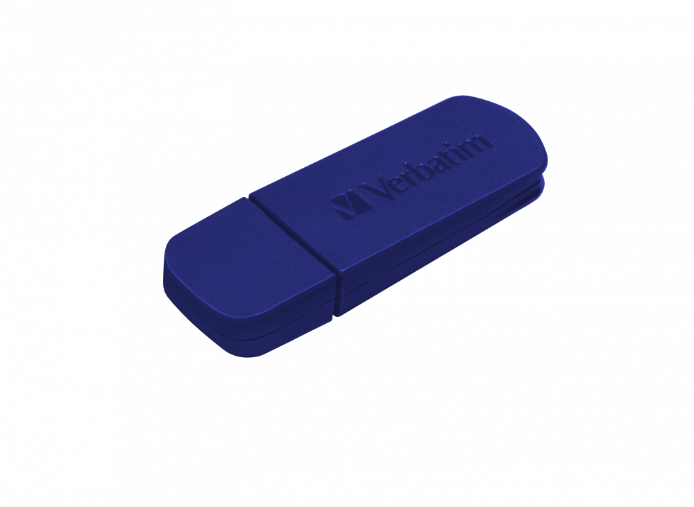 Mini USB Drive 64GB* Blue