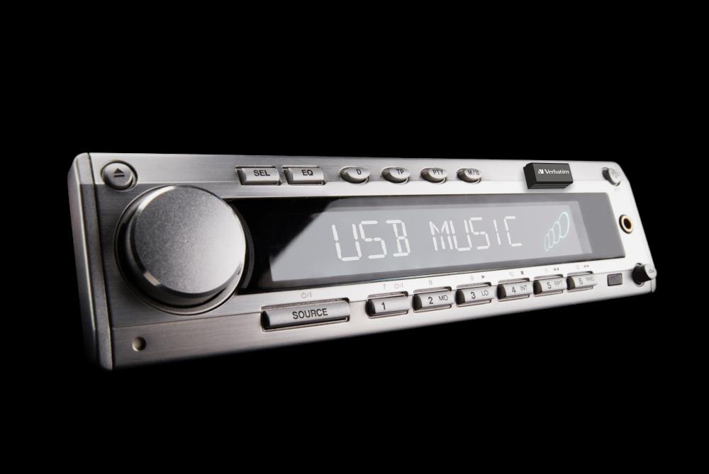 98130 NANO USB Drive Car Stereo