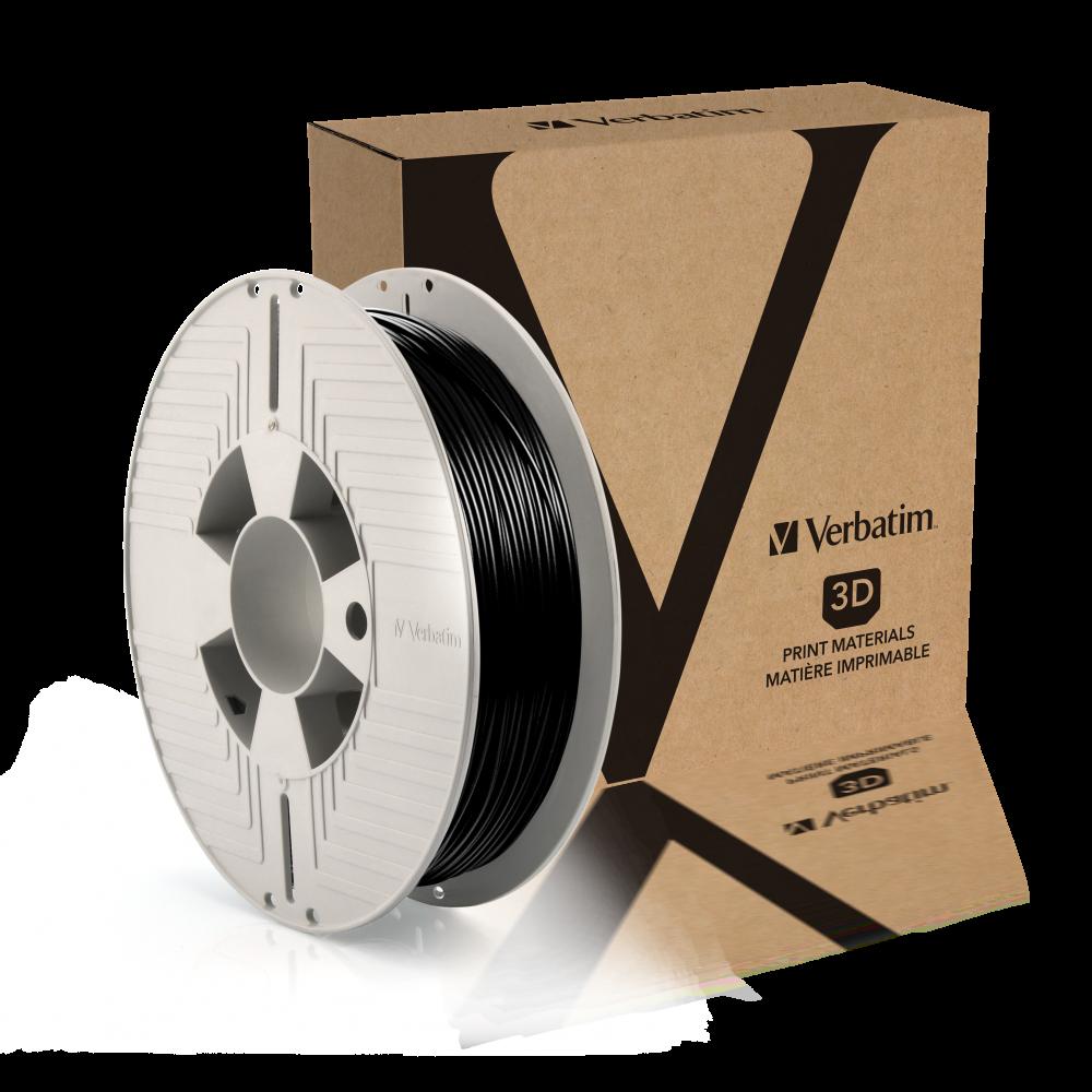 Verbatim Tefabloc TPE 1,75 mm 500 g – Crni