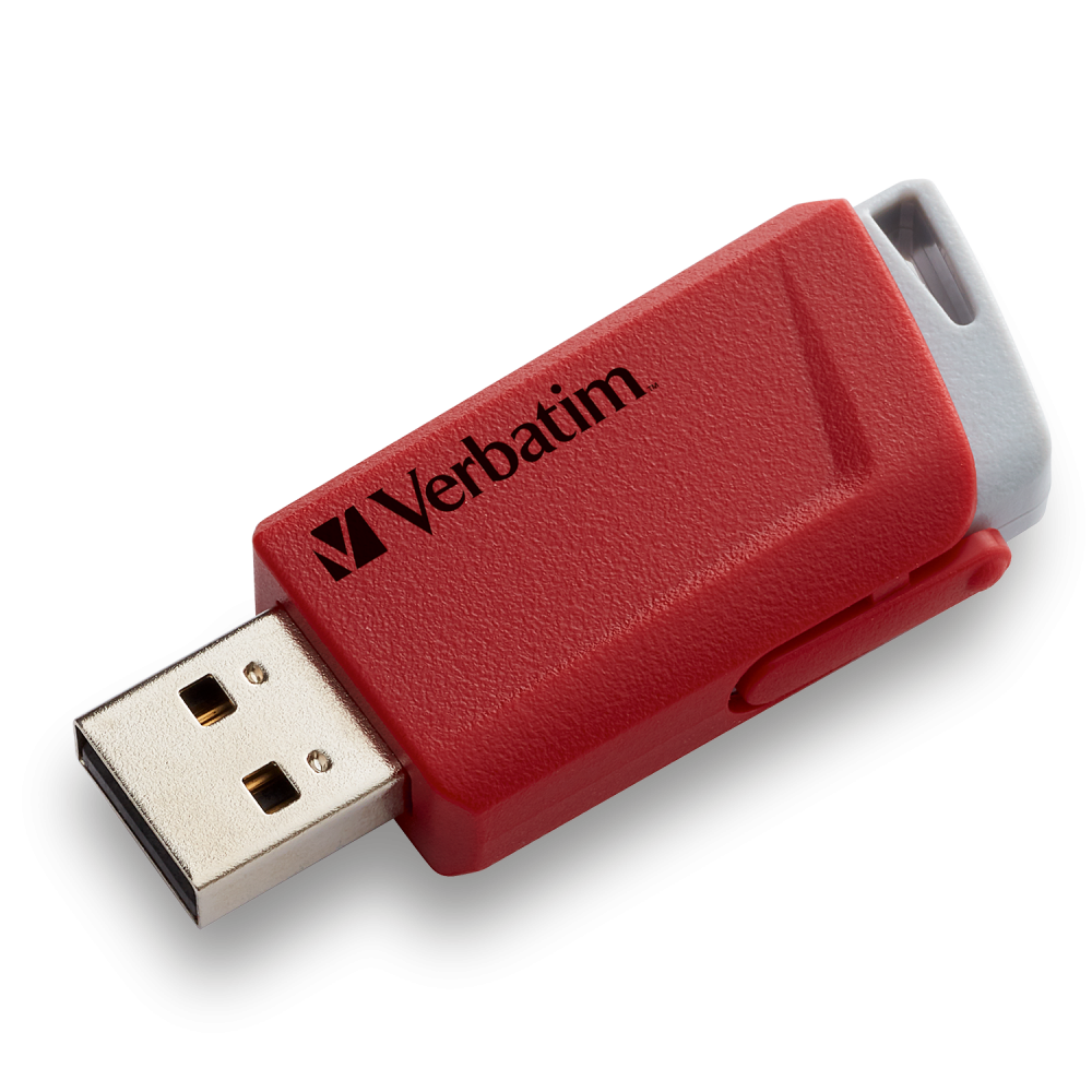 Store 'n' Click USB stick 2 x 32 GB* Red / Blue