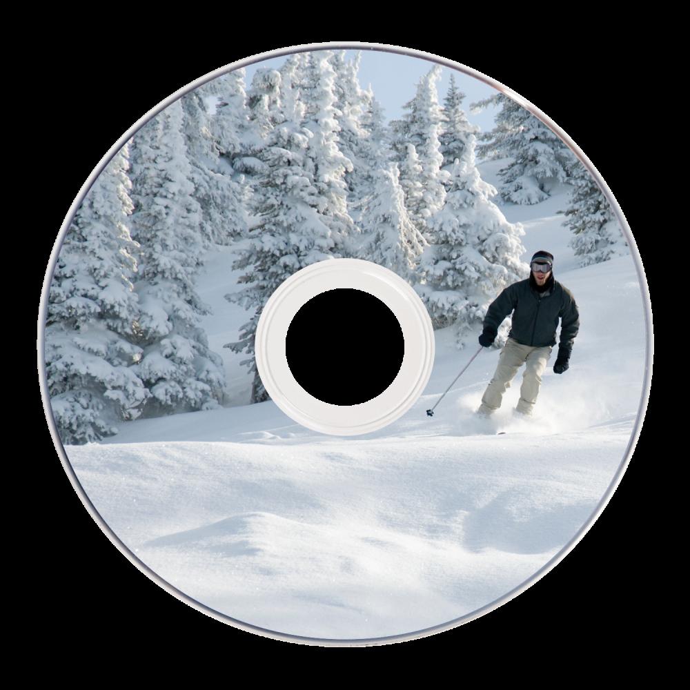 CD-R Thermal Printable No ID Brand - 100 Pack Wrap Spindle