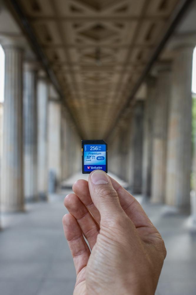 Premium SD Card 44026 Model Lifestyle 3