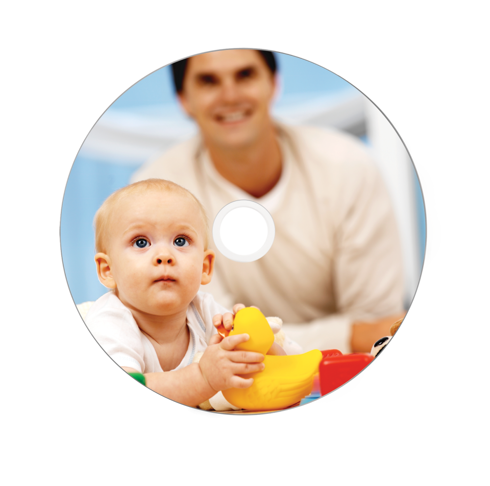 43438 CD-R Global Disc Surface printed