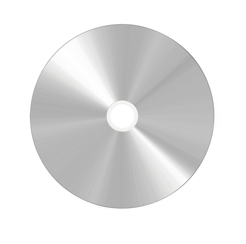 43653 CD-R Silver Global Disc Surface