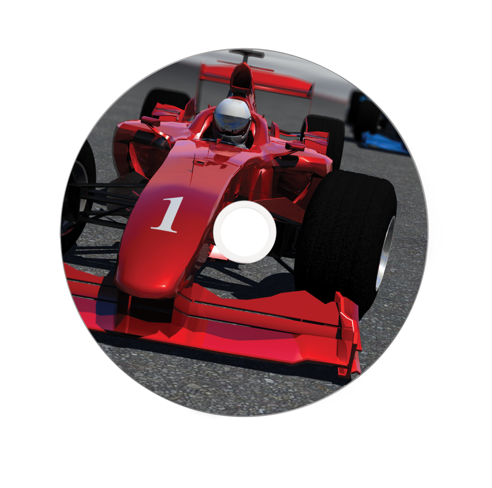 CD-R Wide Thermal Printable