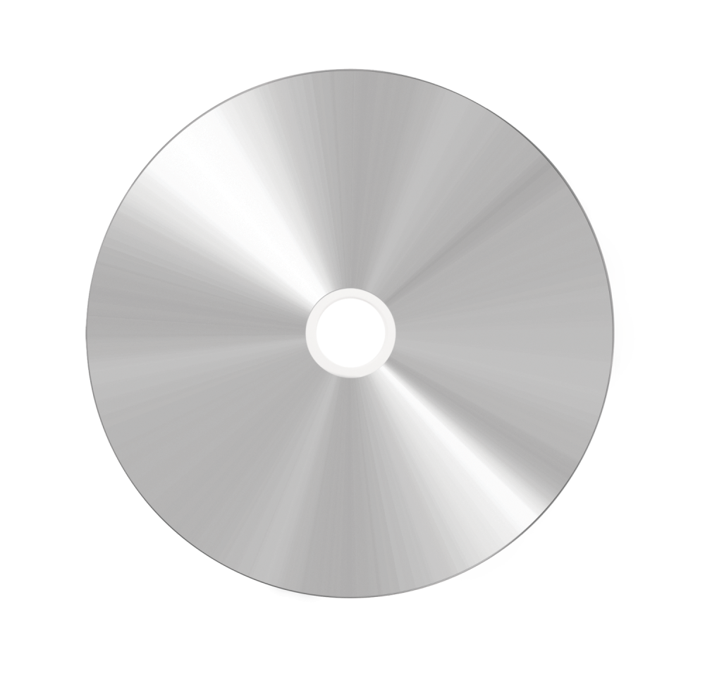 43645 DVD-R Silver Global Disc Surface