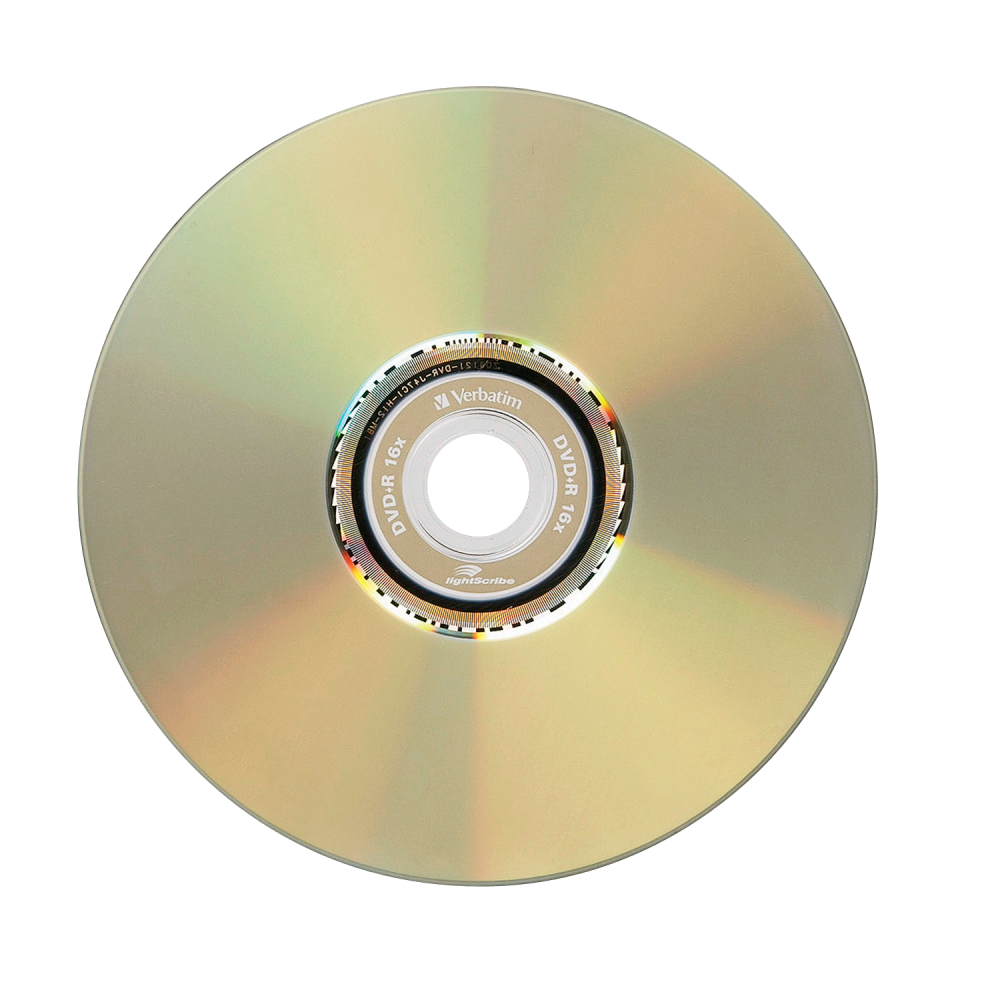 43575 DVD+R LightScribe Global Disc Surface