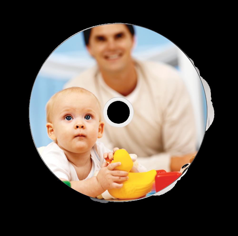 43545 CD-R Global Disc Surface printed