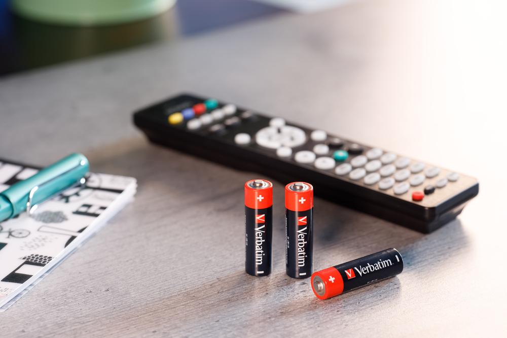 Verbatim Batteries Lifestyle 49921 49501 49503 49875 49877 49505 14