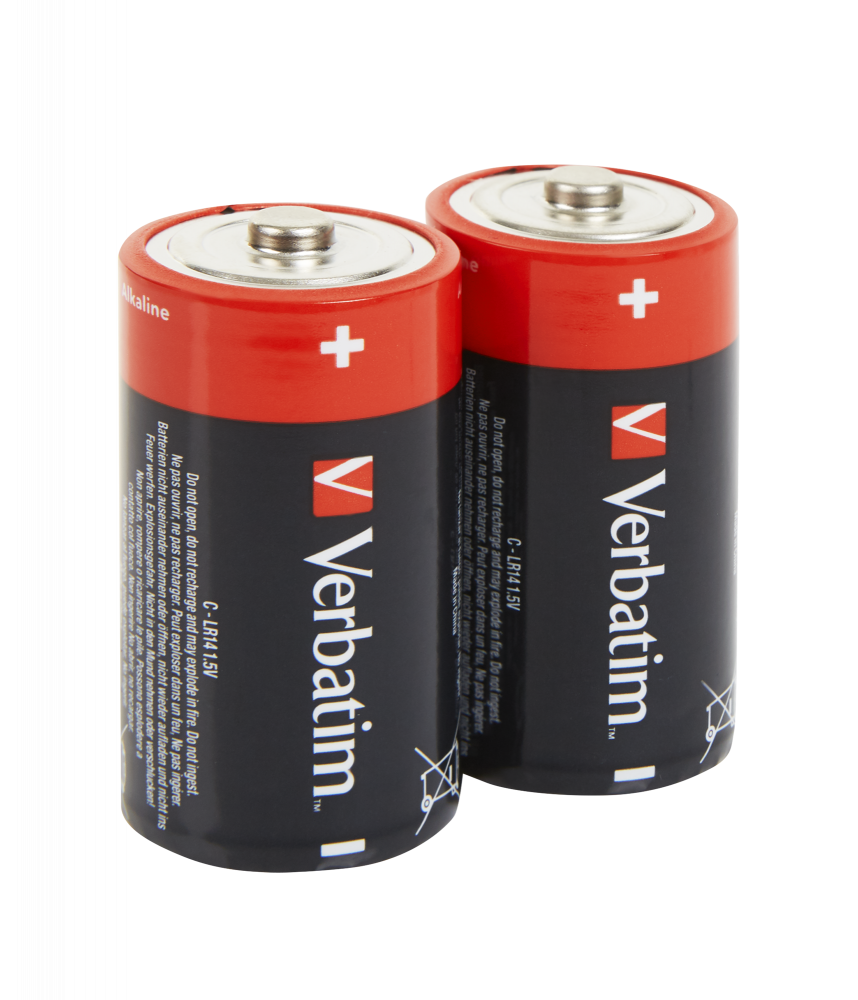 C Alkaline Batteries