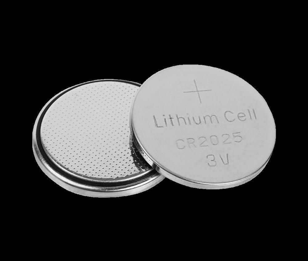 Knoflíkové lithiové baterie CR2025