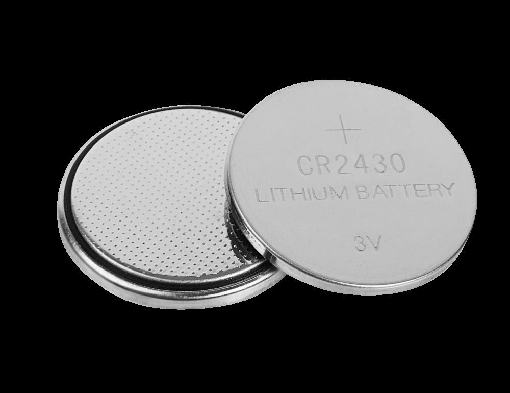 Lithium-Knopfzellen CR2430