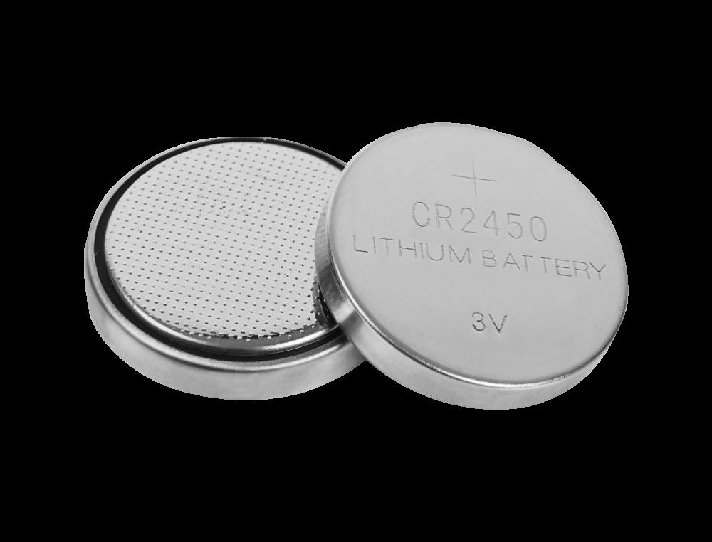 Litowe baterie monetowe CR2450