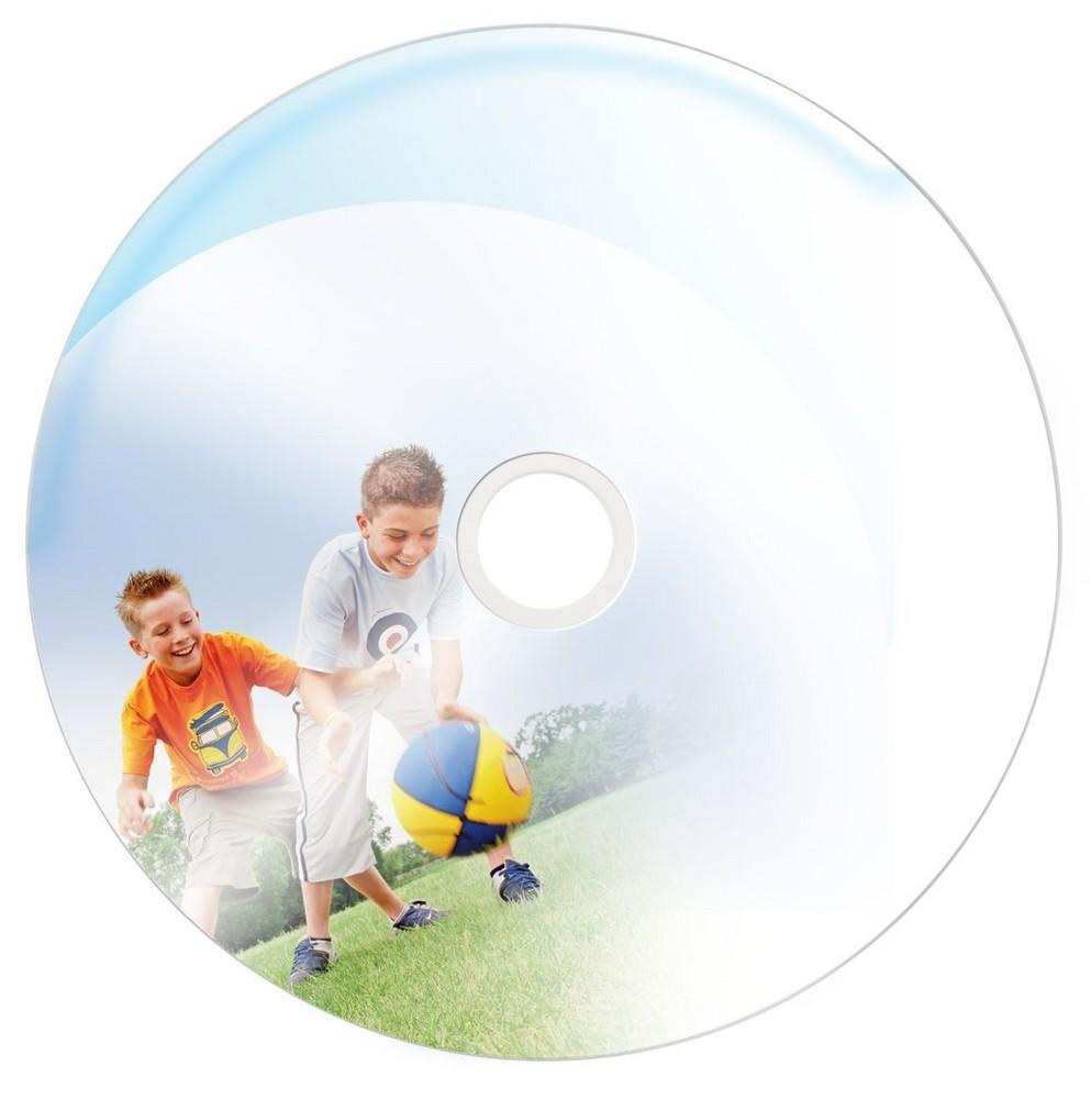 CD-R Wide Glossy Inkjet Printable AZO