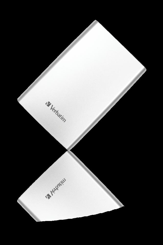 Disco rigido portatile Store 'n' Go USB 3.0 da 500GB* Argento