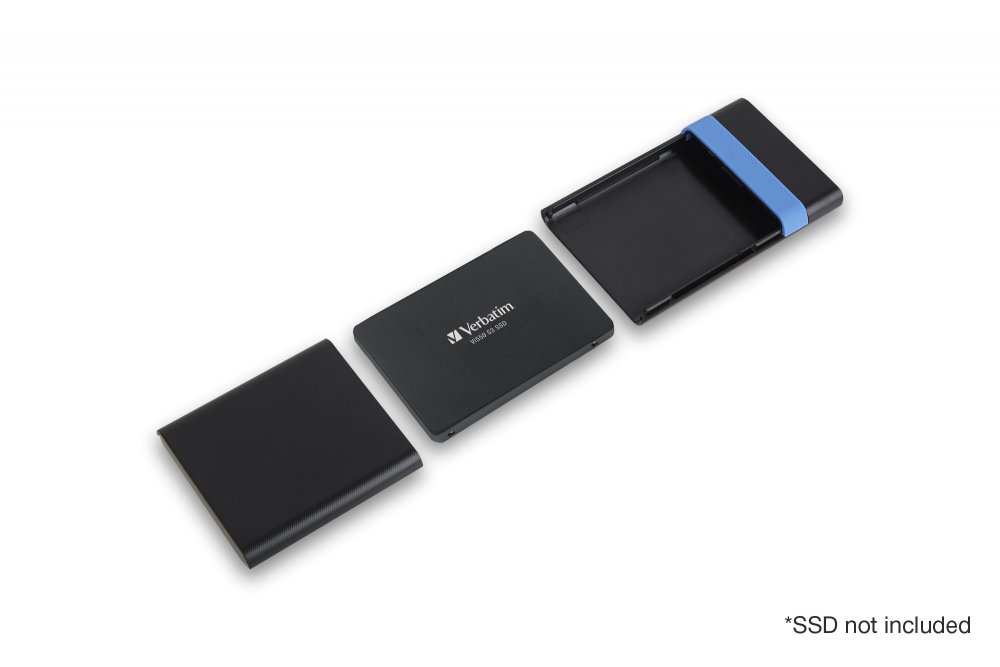 Store 'n' Go 2.5'' Enclosure Kit USB 3.2 Gen 1