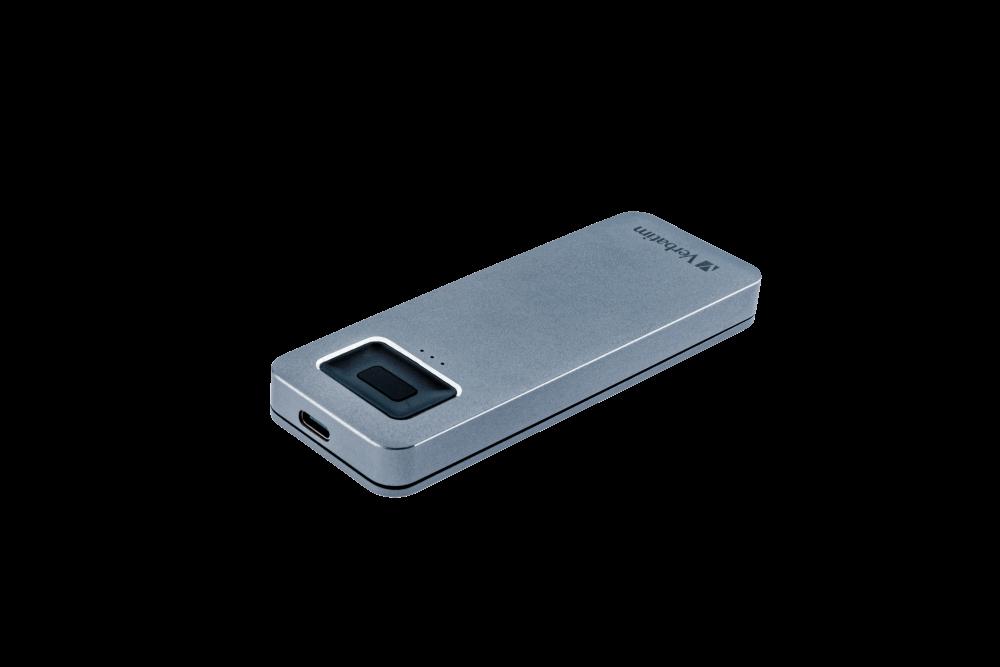 Executive Fingerprint Secure SSD USB 3.2 Gen 1 / USB-C 512GB