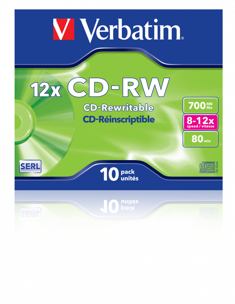 CD-RW 12x