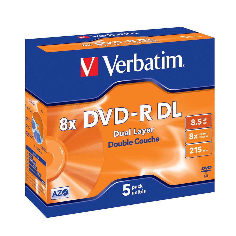 DVD-R Dual Layer 8x