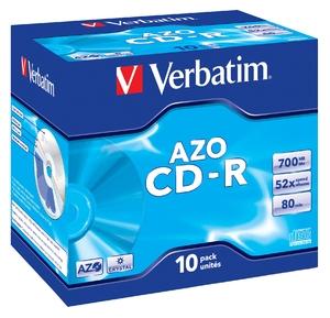CD‑R AZO Crystal