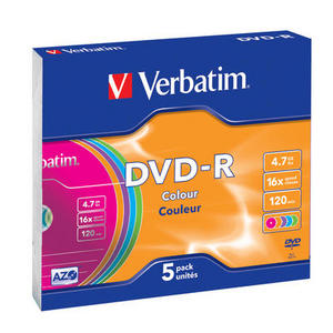 DVD‑R Colour