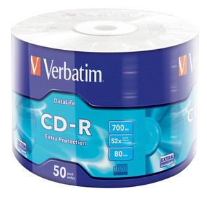CD‑R Extra Protection