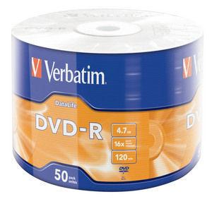 DVD‑R Matt Silver