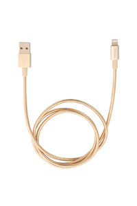Lightning Stainless Steel Sync and Charge Cables