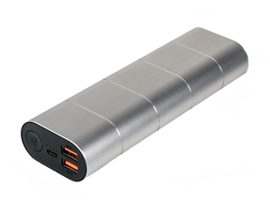 Powerbank Quick Charge 3.0 og USB‑C™