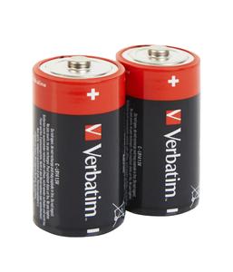 C alkaline‑batterier