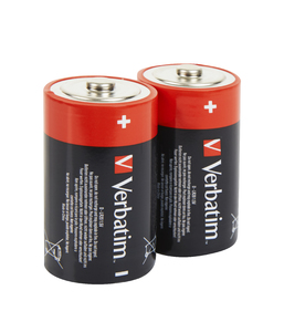 D alkaline‑batterier