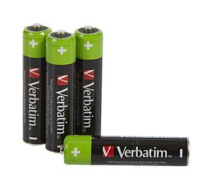 AAA Premium genopladelige batterier