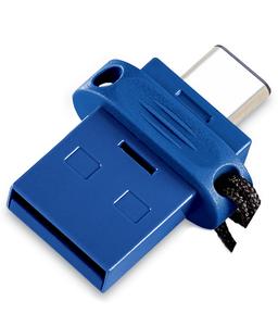 Двухинтерфейсный USB‑накопитель Type‑C/USB 3.0