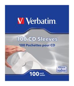 CD ko�uljice (papirnate), 100 komada
